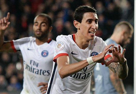 RATINGS: Rennes 0-1 PSG