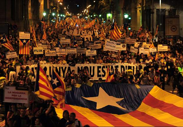 Keith Hickey: Catalan independence push adds extra spice to Clasico