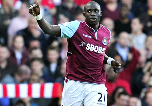 FC Arsenal beobachtet West Hams Diame
