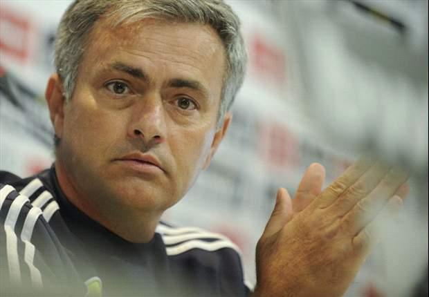 Jose Mourinho Pastikan Cristiano Ronaldo Sebagai Striker