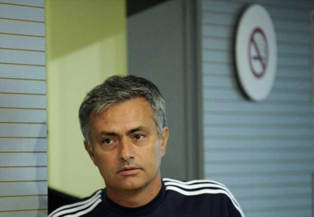 """""""Ronaldo ganhou notoriedade em Madrid"""", diz Mourinho"""
