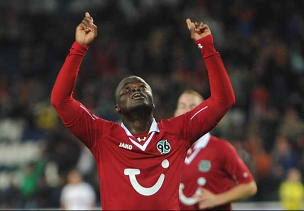 Vor Heimspiel gegen Fürth: Hannover 96 ohne Abdellaoue, aber mit Ya Konan