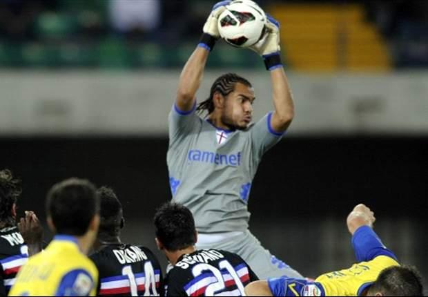 """Ferrara rincuora Romero e avverte la sua Sampdoria: """"Gli errori individuali possono capitare, ma serve più concentrazione da parte di tutti"""""""
