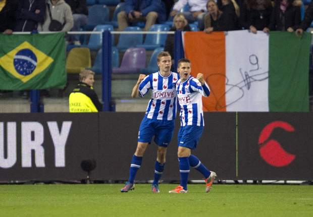Hattrick Bony niet voldoende voor Vitesse