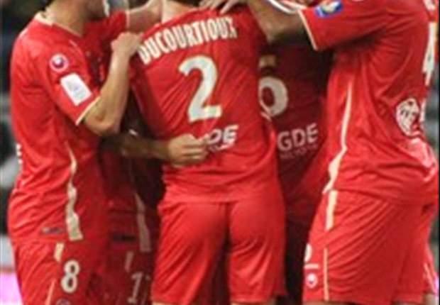 REVIEW Ligue 1 Prancis: Valenciennes Dan Toulouse Menang Besar