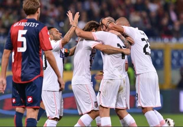 REVIEW Serie A Italia: Chievo Sikat Sampdoria, Genoa Berbagi Angka
