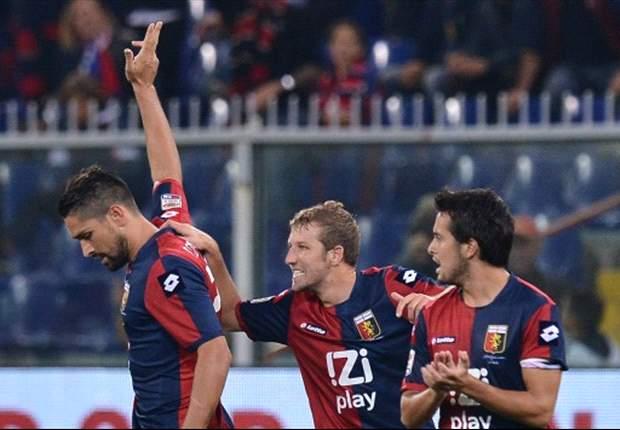 ITA - Genoa et Palerme dos à dos
