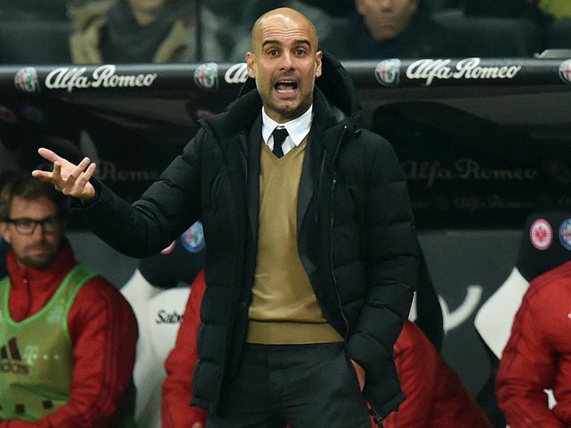 Guardiola avoids the press as Man City talk intensifies