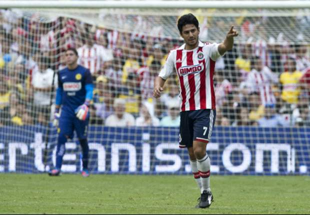 America 1-3 Chivas: Rafael Marquez Lugo brace leads goats to Super Clasico victory