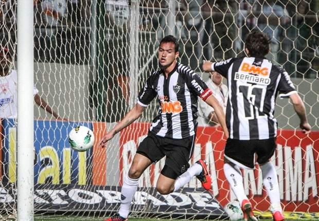 Réver nega boatos de saída e afirma que fica no Atlético-MG