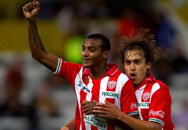 El rayo colombiano volvió al gol
