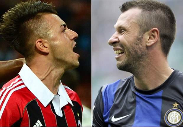 Milan - Inter: Cambiasso y Milito titulares, Guarín al banco ¡Alineaciones confirmadas!