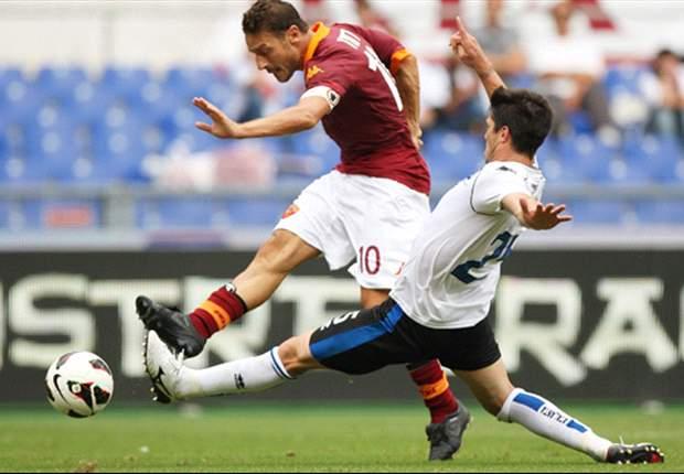 """ITA, Roma - Totti :""""Je veux jouer jusqu'à 40 ans"""""""