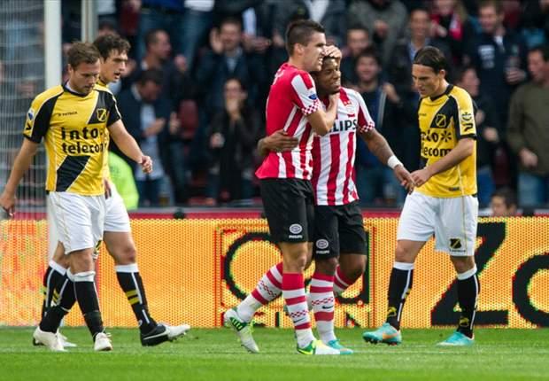 PSV strijdt tegen NAC en uitcomplex