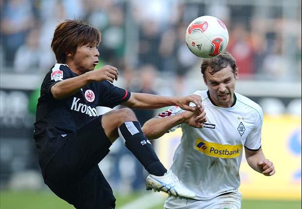Befreiuungsschlag! Borussia Mönchengladbach schlägt Eintracht Frankfurt mit 2:0
