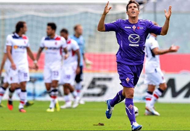 Man City target Jovetic fully focused on Fiorentina