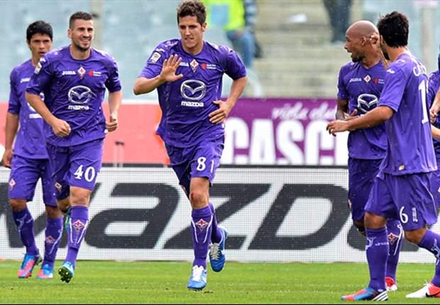 Fiorentina Taklukkan Sembilan Pemain Lazio