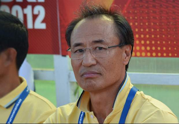'I'm happy with this result' - Myanmar coach Park Sung-Hwa