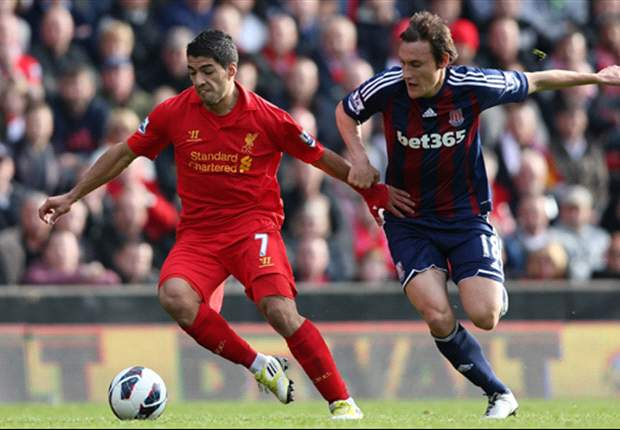 Liverpool 0-0 Stoke: Reds suffer further Anfield agony as Suarez & Co fail to fire