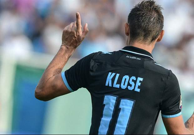 Like fine wine, Miroslav Klose is only getting better with age