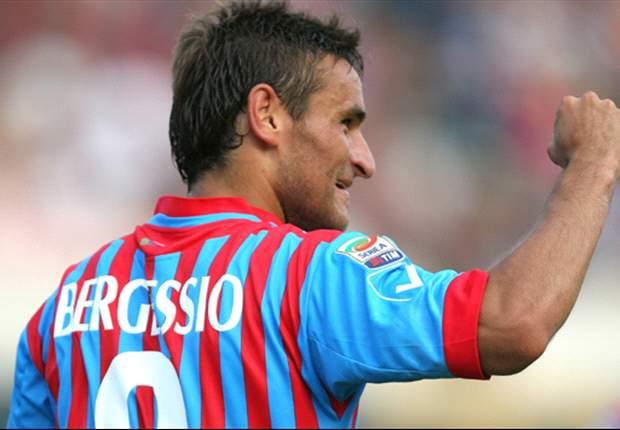 """Il Catania mette in vetrina il goleador Bergessio: """"Di fronte ad offerte irrinunciabili... ma solo per giugno, a gennaio non si muove"""""""