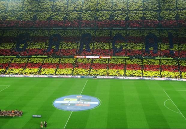 Barcelona podría ser campeón jugando sólo los partidos del Camp Nou