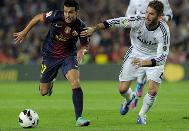 Casillas may nominate Ramos for Ballon d'Or but we voted for Messi, says Pedro