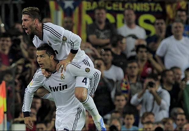 ESP - Barça et Real dos à dos à la pause (MT)