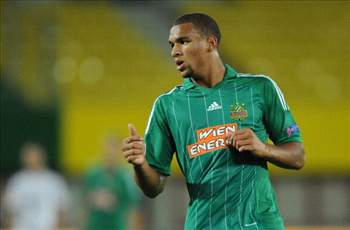 Boyd nets equalizer in return to action for Rapid Vienna