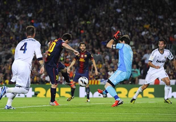 Barcelona 2-2 Real Madrid: Messi & Ronaldo exchange strikes in enthralling Clasico