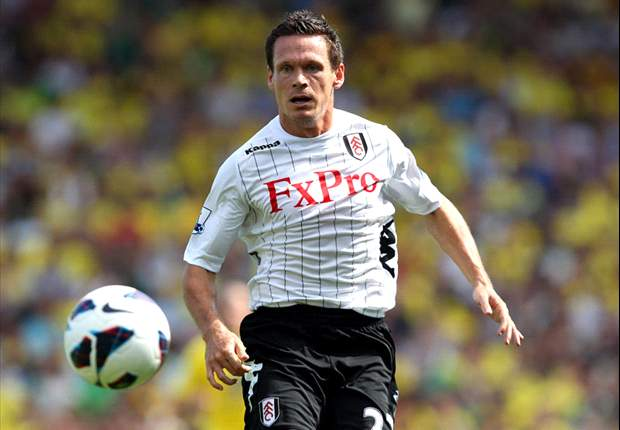 Fulham defender Riether to see specialist over hamstring injury