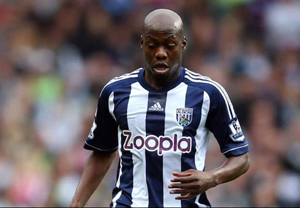 West Brom midfielder Mulumbu apologises for West Ham red card