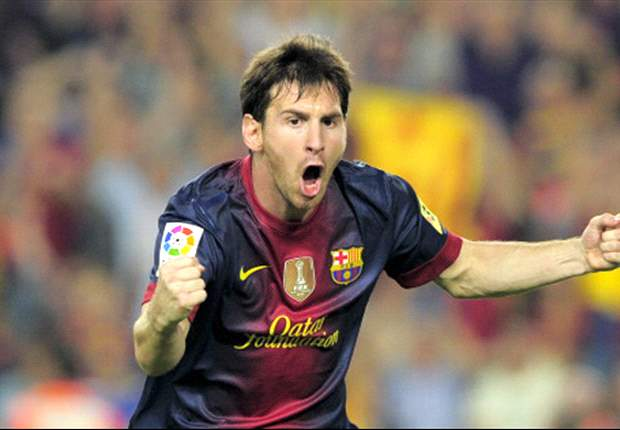 Everything still to play for, insists Barcelona's Messi