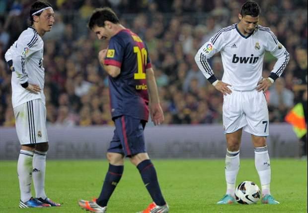ESP - Messi et Ronaldo, les inséparables