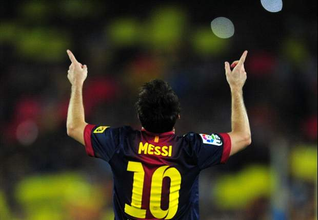 Rosell: There is no rush to extend Messi contract