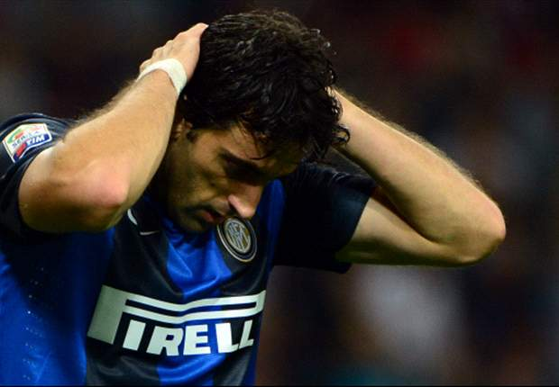 Diego Milito targets Juventus clash for injury return