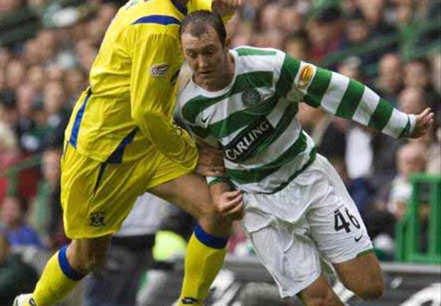 Neil Lennon looking forward to welcoming Aiden McGeady back to Celtic Park