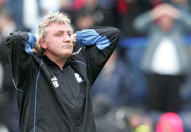 Wigan Athletic Chairman Whelan Tips Steve Bruce For Manchester United Job