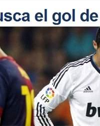 مسی - رونالدو؛توپ طلا را نصف کنید! - Goal ...