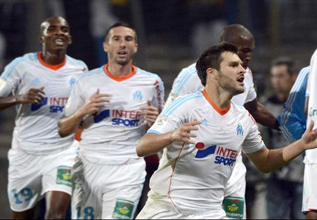 Olympique de Marseille 2-2 Paris Saint-Germain: Gignac and Ibrahimovic on target as OM maintain Ligue 1 lead