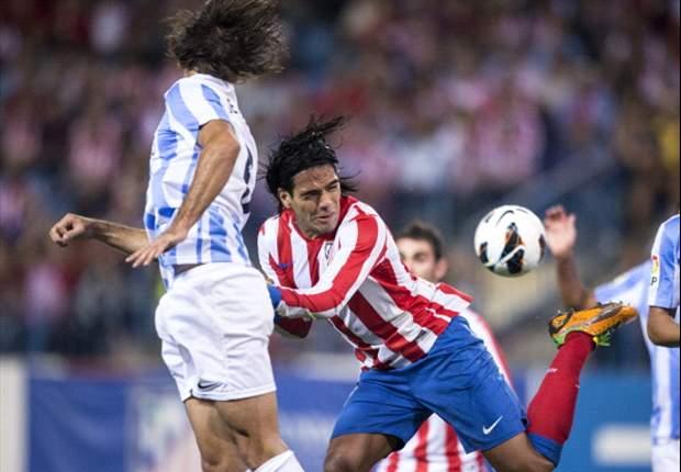 Málaga, Atlético de Madrid y un Duelo de Champions