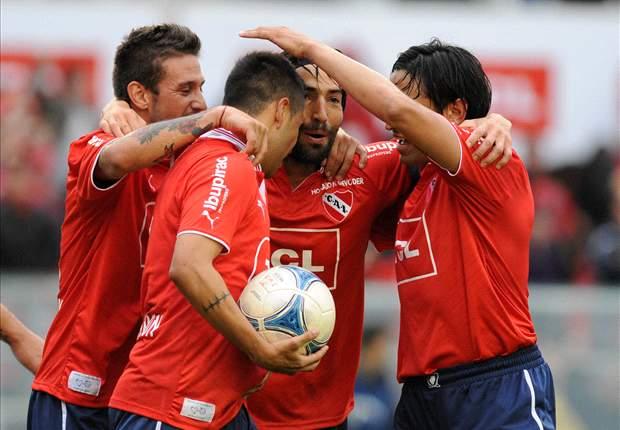 En Vivo: Independiente - Colón, seguí el Torneo Inicial en Goal.com