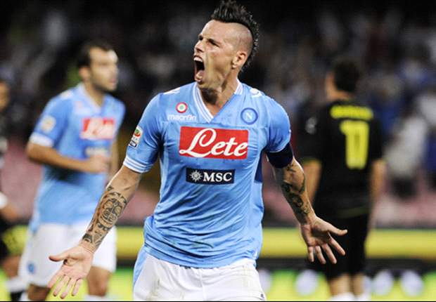 """La rabbia di Hamsik: """"Dispiace per i tifosi, ci vuole una scossa: a Siena sarà un Napoli da battaglia"""""""