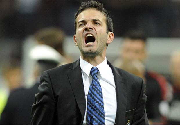 Stramaccioni proud of Mourinho comparisons