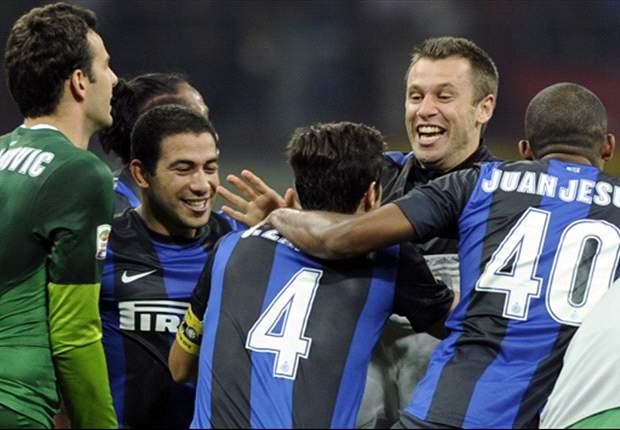 Verso Inter-Catania: Strama rinuncia all'idea tridente, Guarin verso il rientro dal 1'. Maran con qualche dubbio in difesa