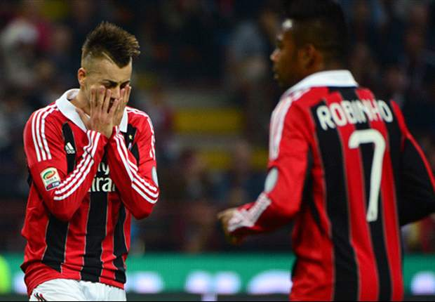 Destruction derby: Milan are inferior to at least six Italian teams, including Inter