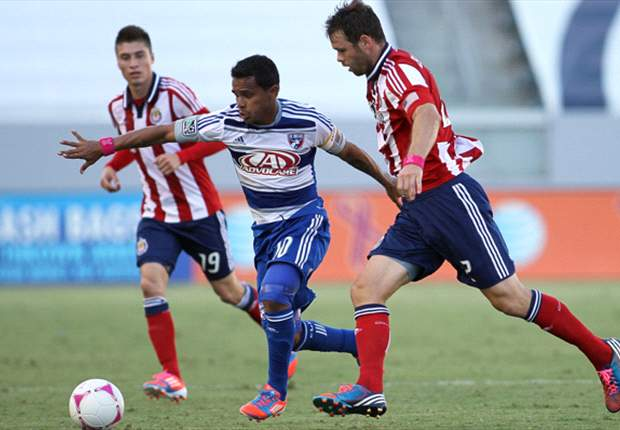 Chivas USA 1-3 FC Dallas: Dallas ends win drought with heroic performance