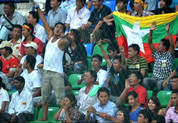 INFO Negara Peserta AFF Suzuki Cup 2012: Myanmar