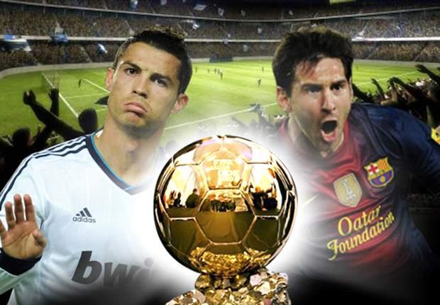 Cristiano Ronaldo y Lionel Messi empatan en la última batalla por el Balón de Oro
