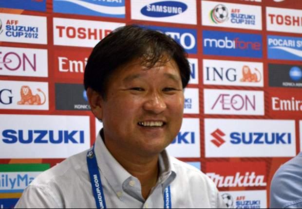 Pelatih Laos Pasrah Hadapi Singapura
